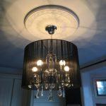 Lamp ophangen keuken
