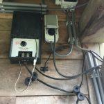 Kortsluiting in tuinverlichting repareren