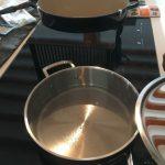 Inductie kookplaat installeren