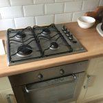 Installeren inductie kookplaat